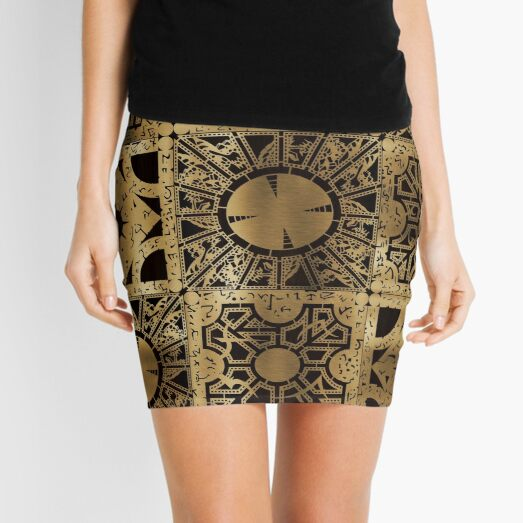 Lament Configuration Spread Mini Skirt