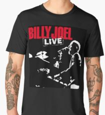 billy joel live sketch ketan Men's Premium T-Shirt