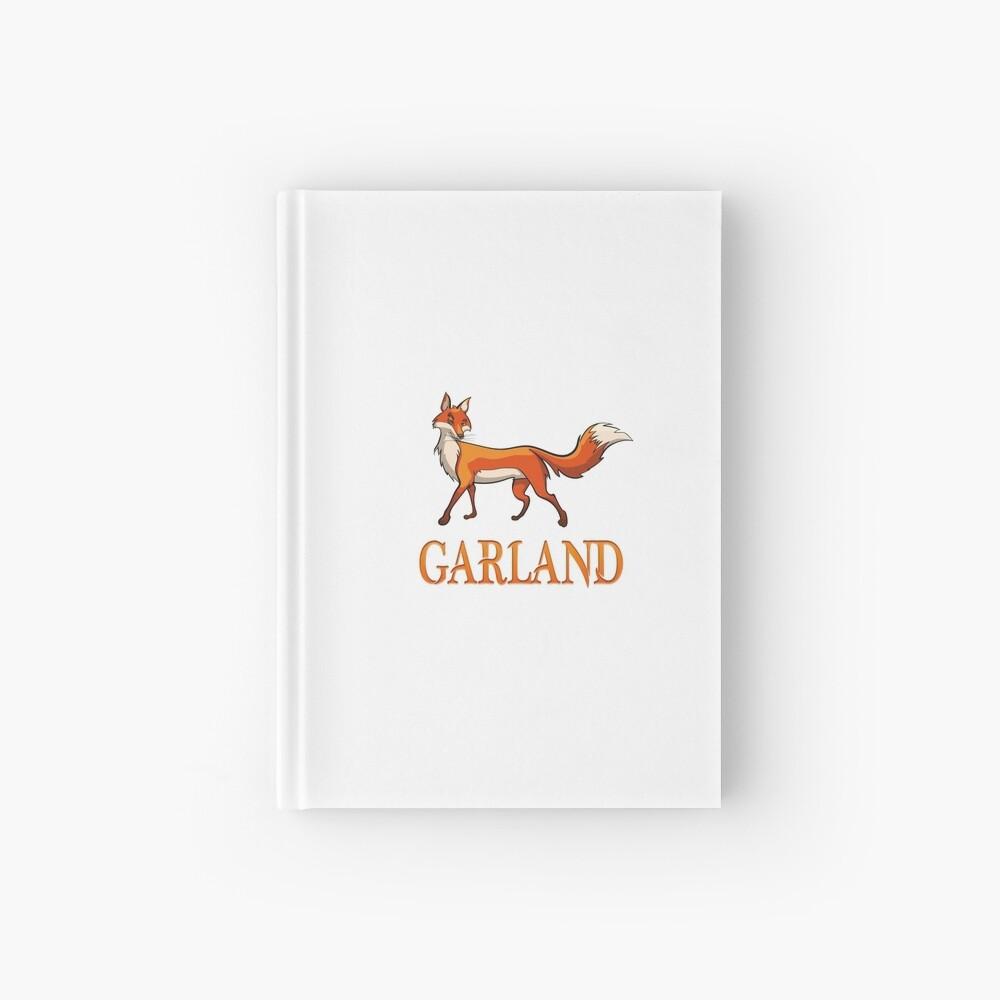 Garland Fox Notizbuch