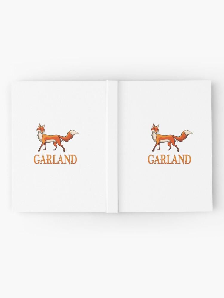 Alternative Ansicht von Garland Fox Notizbuch