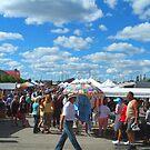 Market Day by John Beamish