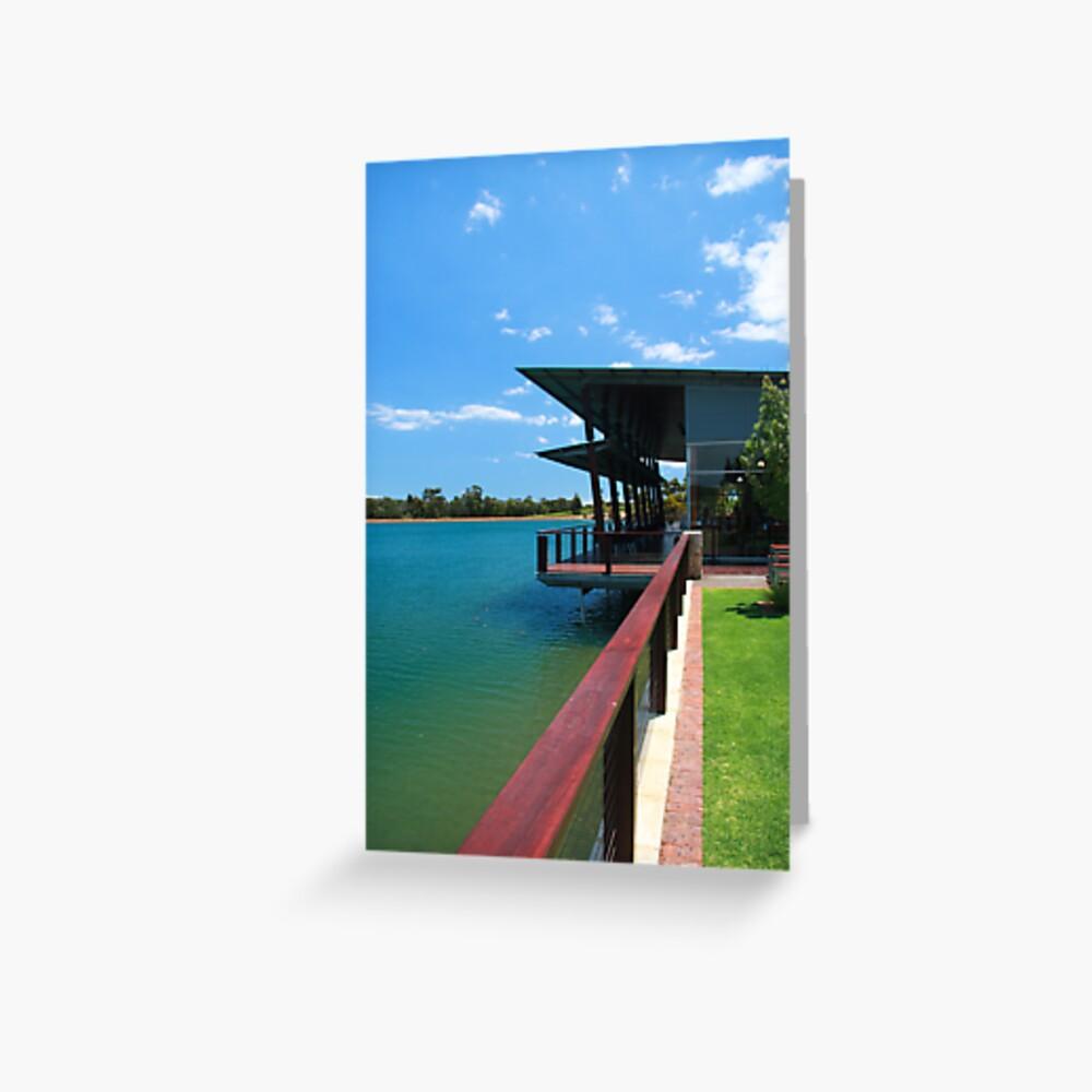 Saracen Estates / Duckstein Brewery Greeting Card