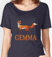 Gemma Fox Women's Relaxed Fit T-Shirt