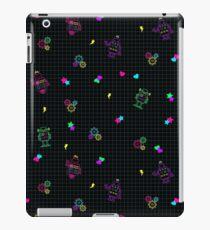 Disco Bots - Dark Colorway iPad Case/Skin