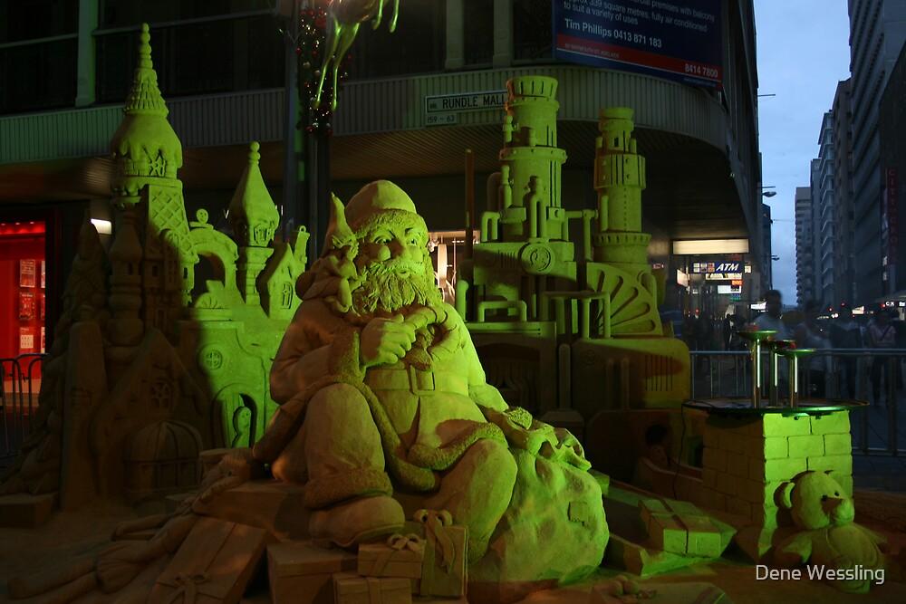 Lets Build a Sand Castle by Dene Wessling