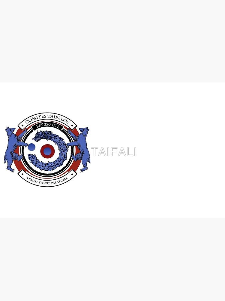 Taifalos - Byzantine Coat of Arms  by TAIFALI
