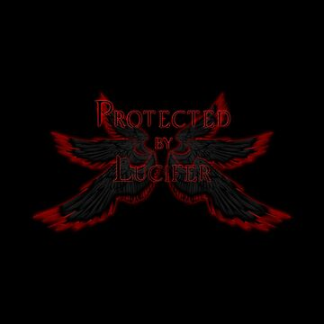 Protected by Lucifer Dark by Falln