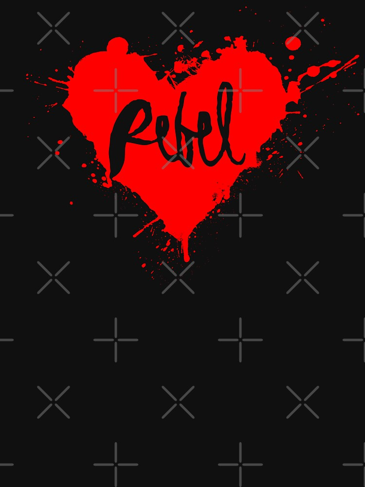 Rebel HEART by DCdesign