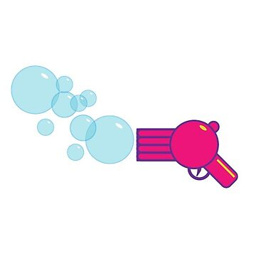 Bubble Gun by Mermaid-Margo
