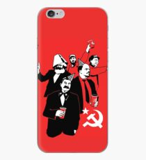 Willkommen in der Kommunistischen Partei iPhone-Hülle & Cover