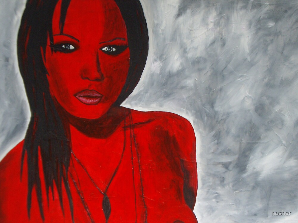 red by nasher