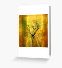 Light Keeper Greeting Card