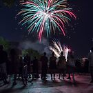 Fireworks   Toronto Photography by Mike Edge