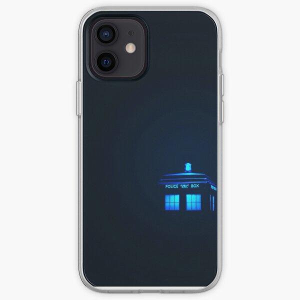 T.A.R.D.I.S. iPhone Soft Case