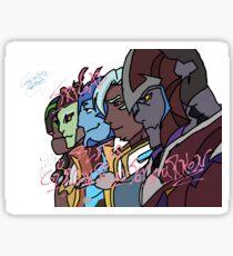 Team Voltron Sticker