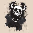 Three Skulls by block33