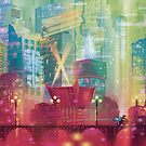 Silicon City (Only 35!) by orioto