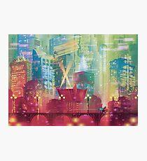 Silicon City (20 prints left!) Photographic Print