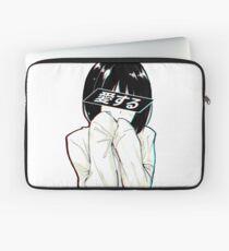 LOVE(Japanese) - Sad Japanese Aesthetic Laptop Sleeve