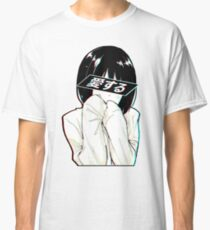 LOVE(Japanese) - Sad Japanese Aesthetic Classic T-Shirt