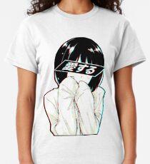LOVE(Japanese) - Sad Japanese Aesthetic Classic T-Shirt