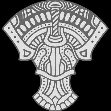 Mark of the Kingsglaive - Black edition by KewlZidane