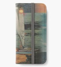 Sun Set Sail iPhone Wallet/Case/Skin