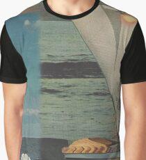 Sun Set Sail Graphic T-Shirt