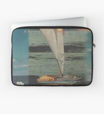 Sun Set Sail Laptop Sleeve