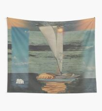 Sun Set Sail Wall Tapestry