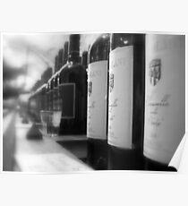 Vin di Toscana Poster