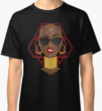 Dora Milaje: Move,or You Will Be Moved (version 1) Classic T-Shirt