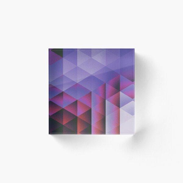 0835 // vilohex Acrylic Block