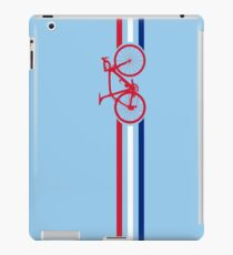 Bike Stripes British National Road Race v2 iPad Case/Skin