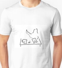 tailor seamstress material Unisex T-Shirt