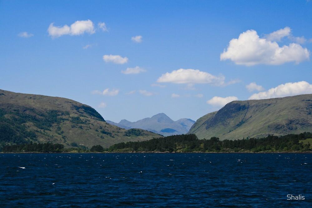 Loch Linnhe by Shalis