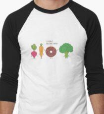 I donut belong here! Men's Baseball ¾ T-Shirt