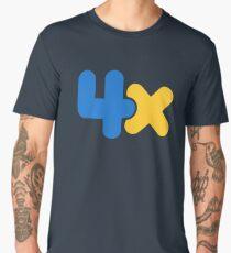 4x Men's Premium T-Shirt