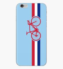 Bike Stripes British National Road Race iPhone Case