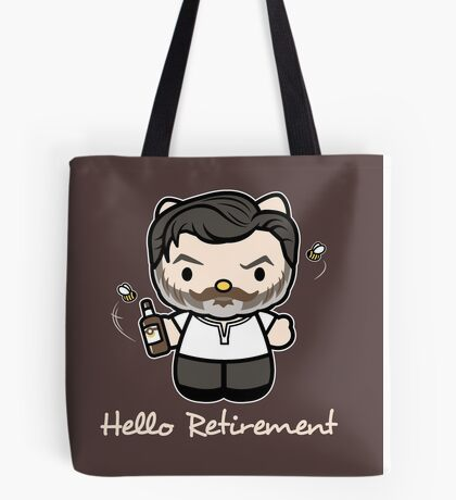 Knight Of Hell (retired) Tote Bag