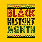 Black History Month by EthosWear
