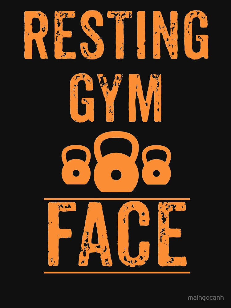 Funny Workout Fitness Tshirt. Gift For Brother From Kids. by maingocanh