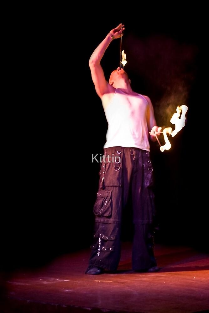 fire eater by Kittin