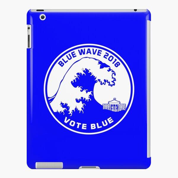 Blue Wave 2018 Vote Blue iPad Snap Case