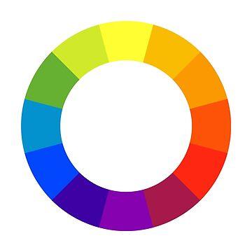 Colour Wheel by WayneNichols
