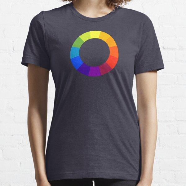 Colour Wheel Essential T-Shirt