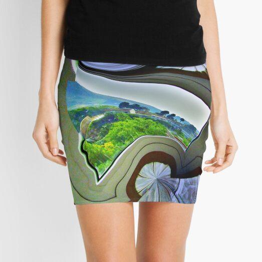 Paysage Artificial 3 Mini Skirt