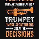 Awesome Shirt For Trumpet Lover. Gift For Daughter/Son. by maingocanh