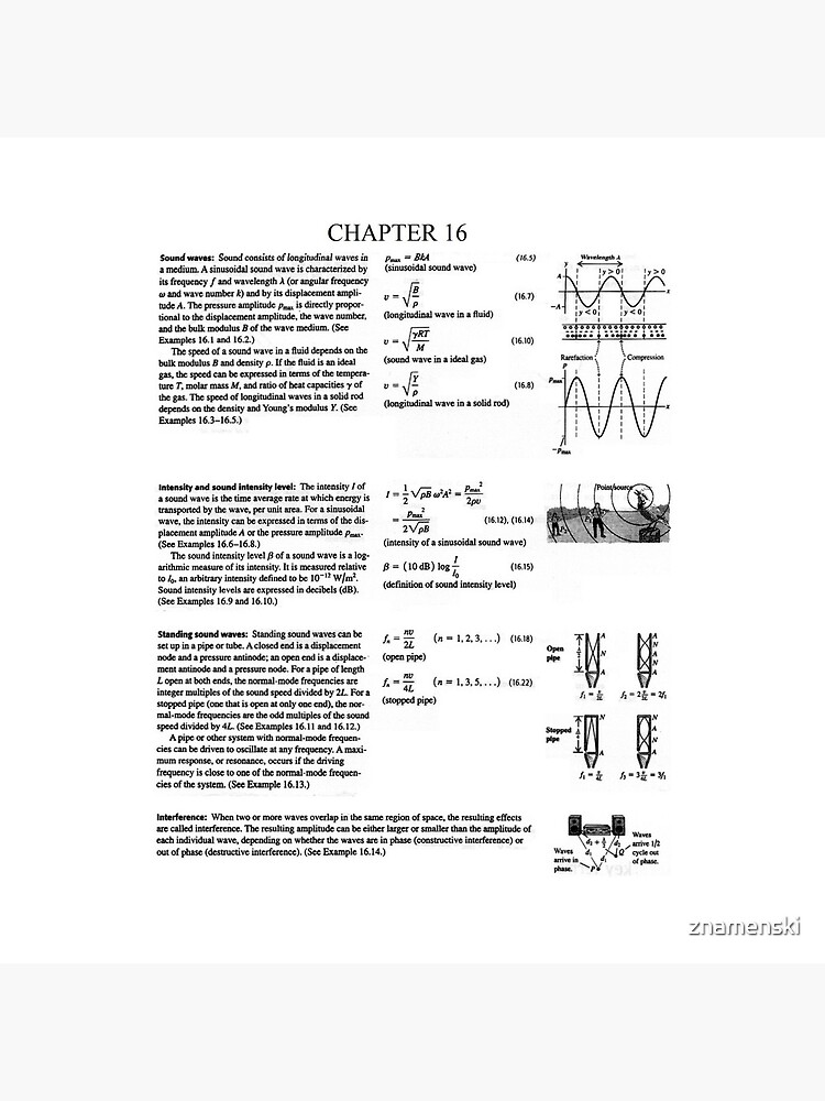 Physics by znamenski