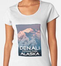 Denali National Park, Alaska Women's Premium T-Shirt